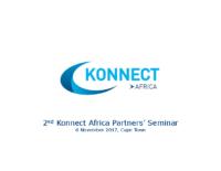 Konnect Africa – Seminar